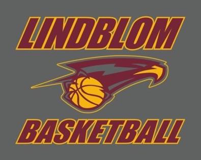 Lindblom Basketball Logo1 (14-15)