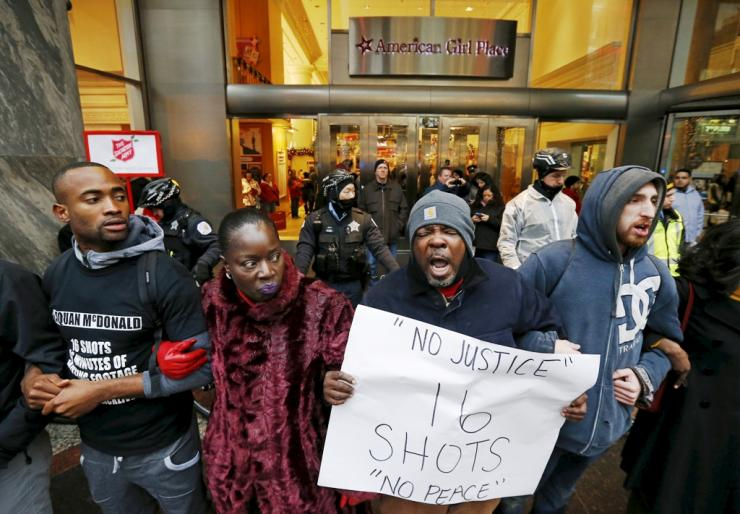laquan-mcdonald-shooting-protests