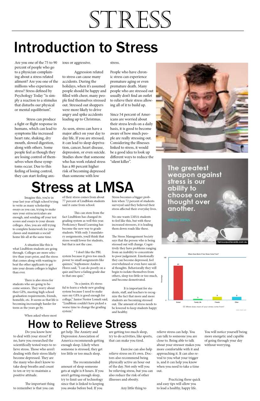 stress alyssa